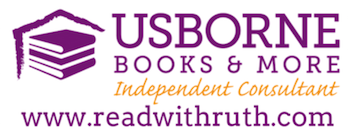 Usborne Books & More - Read With Ruth Logo