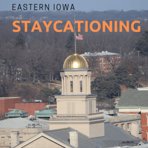 Staycationing - an affordable way to recharge