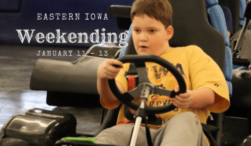 Weekending - January 11 - 13