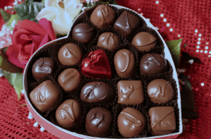 Chocolate - The Lovers Gift