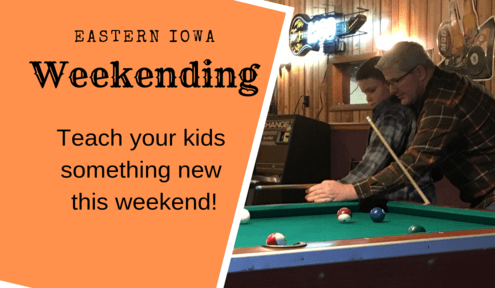 Weekending - March 8 - 10