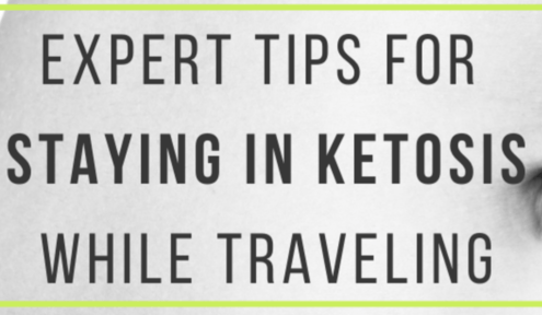 Staying in Ketosis While Traveling
