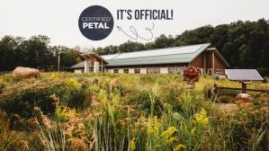 ICNCs Amazing Space earns Living Building Challenge Petal Certification