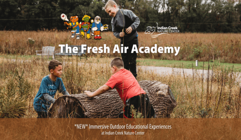 ICNC Introducing Outdoor Academy to Fill the Gap in Education